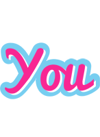 You popstar logo