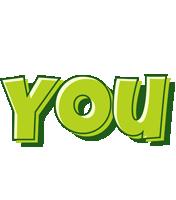 You summer logo
