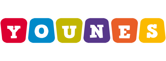Younes daycare logo