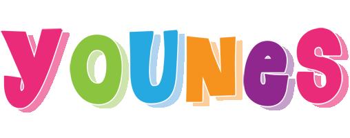 Younes friday logo