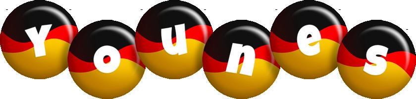 Younes german logo