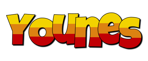 Younes jungle logo