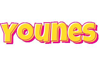 Younes kaboom logo