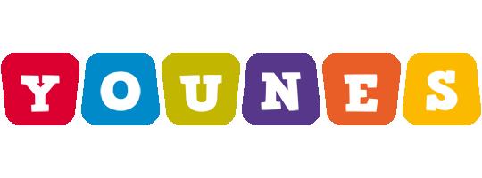 Younes kiddo logo