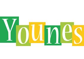 Younes lemonade logo