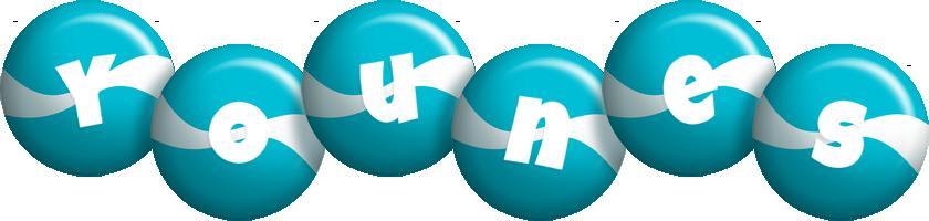 Younes messi logo