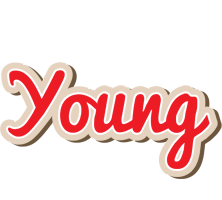 Young chocolate logo