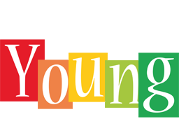 Young colors logo