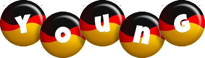 Young german logo
