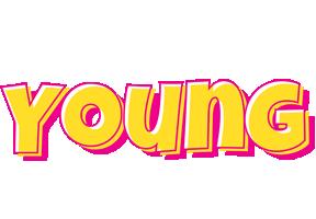 Young kaboom logo