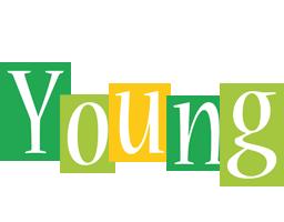 Young lemonade logo