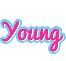 Young popstar logo