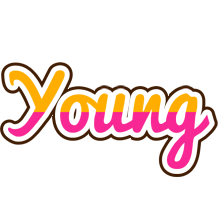Young smoothie logo
