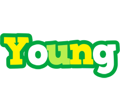 Young soccer logo