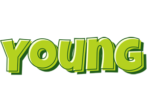 Young summer logo
