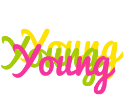 Young sweets logo