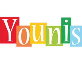 Younis colors logo