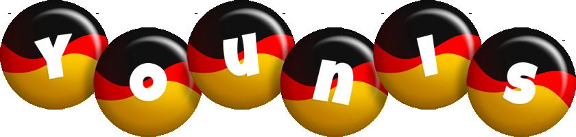 Younis german logo