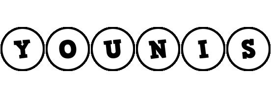 Younis handy logo