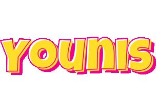 Younis kaboom logo