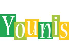 Younis lemonade logo