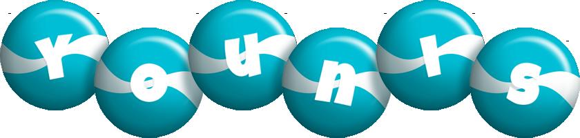 Younis messi logo