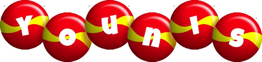 Younis spain logo