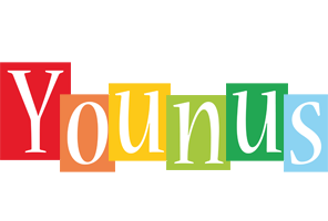 Younus colors logo