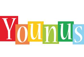 Younus colors logo