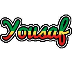 Yousaf african logo