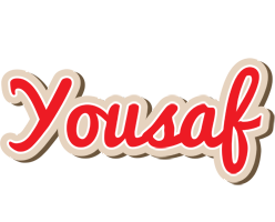 Yousaf chocolate logo
