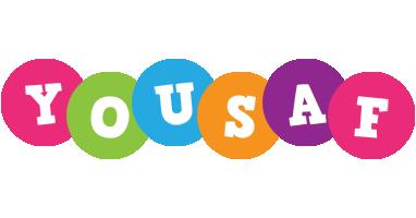 Yousaf friends logo