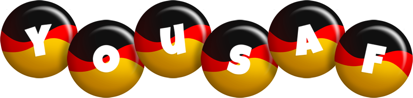 Yousaf german logo
