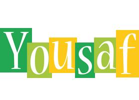 Yousaf lemonade logo