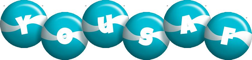 Yousaf messi logo