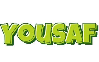 Yousaf summer logo