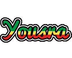 Yousra african logo