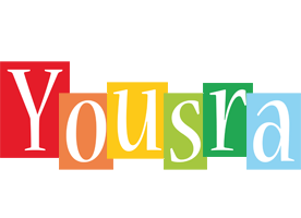Yousra colors logo