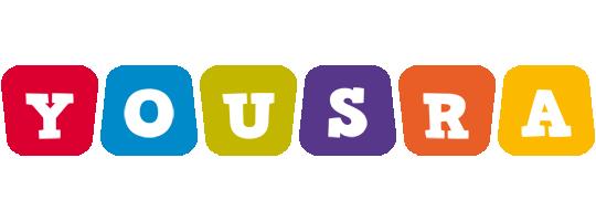 Yousra daycare logo