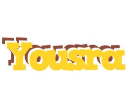 Yousra hotcup logo