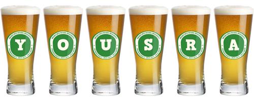 Yousra lager logo