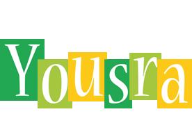 Yousra lemonade logo
