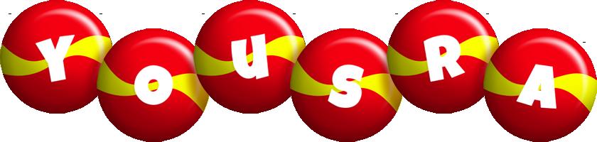 Yousra spain logo
