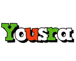 Yousra venezia logo