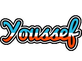 Youssef america logo