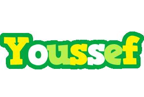 Youssef soccer logo