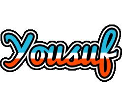 Yousuf america logo