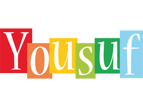 Yousuf colors logo