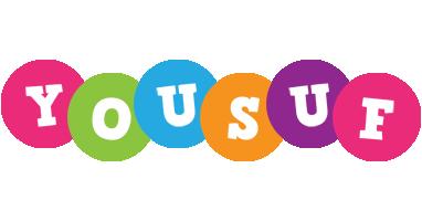 Yousuf friends logo