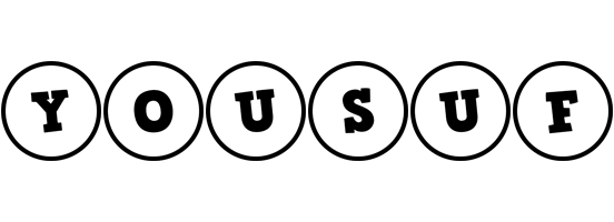 Yousuf handy logo